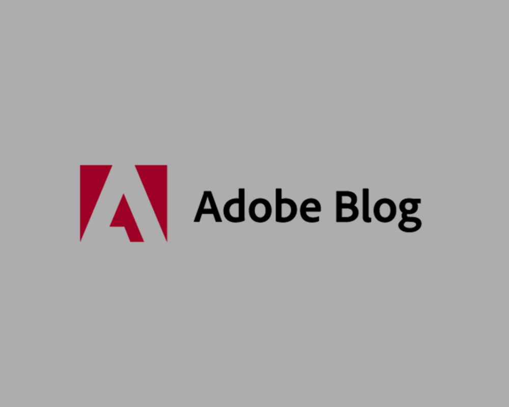 Adobe Blog: Ask a UXpert